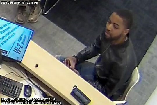 Canton police want to identify this man.