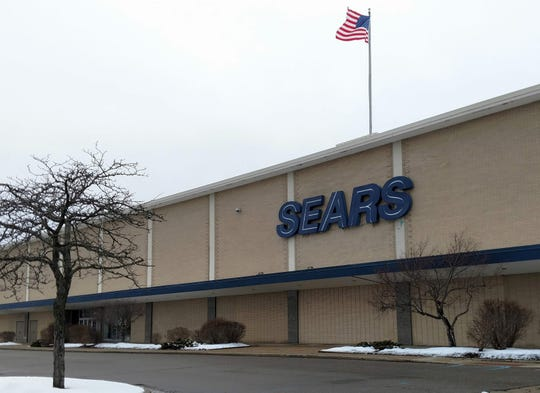 The Sears store at Seven Mile and Middlebelt in Livonia will close in the future.