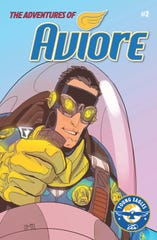 The Adventures of Aviore was created for EAA's Young Eagles program.
