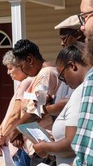 Pensacola Habitat's Sweet Unity breakfast holds 2020 Faith Build.