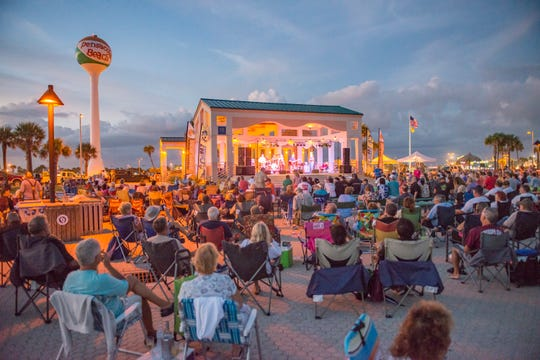 Bands on the Beach 2020 runs from early April until late October, according to the Santa Rosa Island Authority, which unveiled the new lineup on Monday, Feb. 10.
