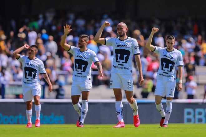 Pumas sigue invicto en el Clausura 2020.