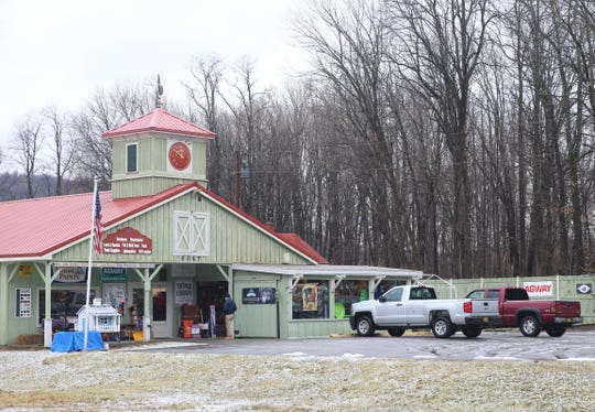 Roosters Route 82 Home & Hardware Center in Stanfordville on February 10, 2020.