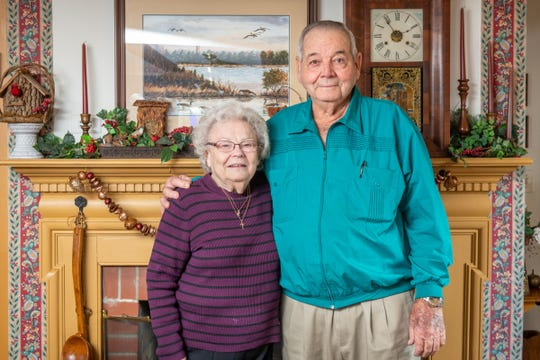 Roger Richardson and his wife, Fay, have farms in Worcester, Wicomico and Somerset counties.