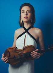 Tessa Lark plays classical works and the music of her Kentucky roots — often as a combination.