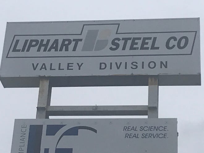 One person is dead following an accident Monday at Liphart Steel in Verona.