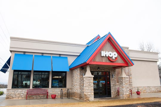 IHOP in Greenville