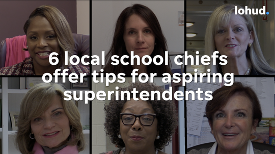 School superintendents are overwhelmingly male. What's holding women back from the top job?