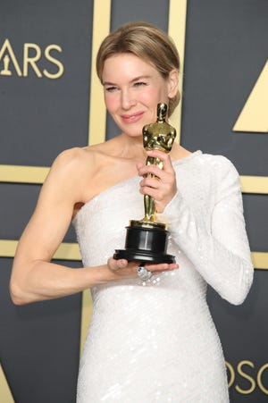 "Renée Zellweger took home an Oscar earlier this year for her portrayal of Judy Garland in ""Judy."" Now, she's a Grammy nominee for the soundtrack."