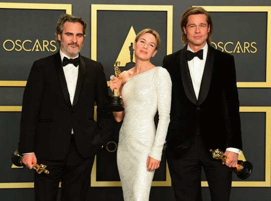 A call for unity: What Joaquin Phoenix and Renee Zellweger got right at the Oscars