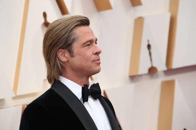 Brad Pitt won supporting actor at the 92nd Academy Awards.