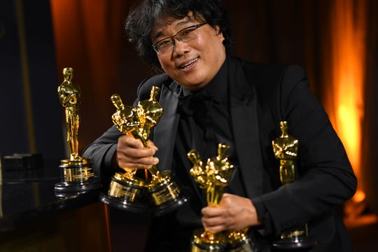 """Bong Joon-ho made history by winning best picture for """"Parasite"""" at the 92nd annual Academy Awards, and ABC made history by scoring record-low ratings. But the two may not be connected."""