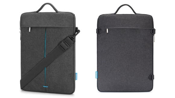 Keep your laptop protected with the Domiso Water Resistant Laptop Sleeve Case.