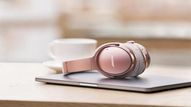 Get these coveted headphones in rose gold for an all-time low price.