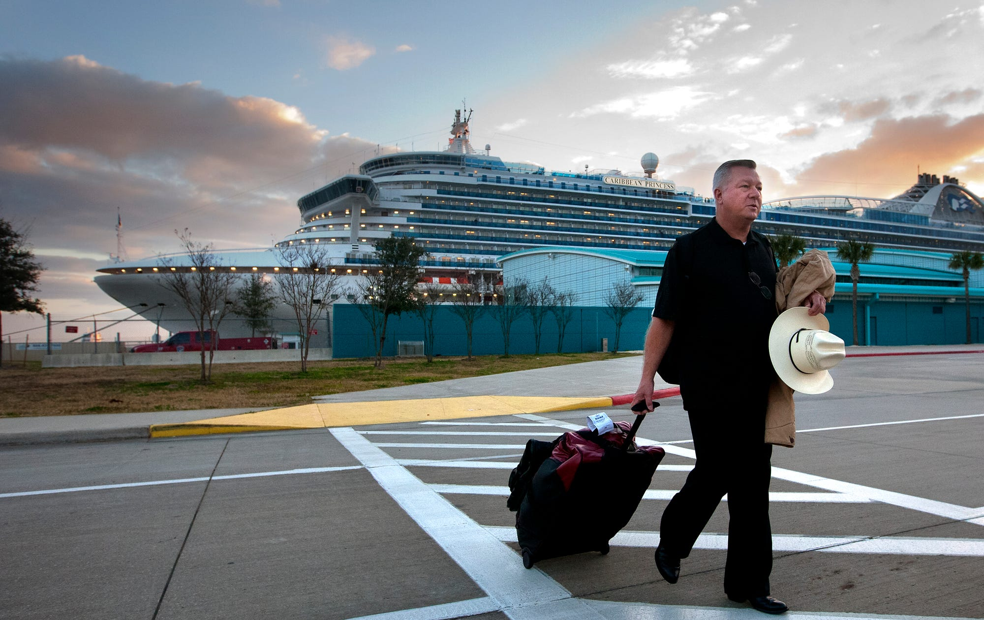 Princess cruise ship forced to turn around after over 300 sickened with norovirus
