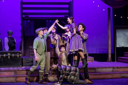 """""""The Fantastiks"""" runs Feb. 14-March 1 at Asheville Community Theatre."""