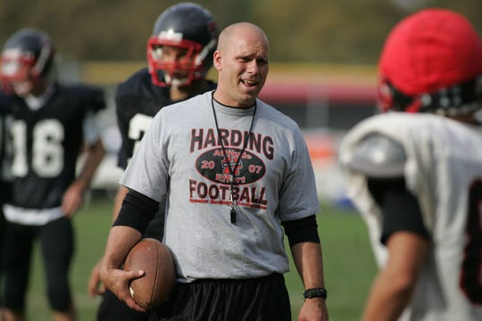 If approved by the Zane Trace Board of Education on Wednesday, Heath Hinton will officially be the new head coach of the Zane Trace Pioneers' football team.