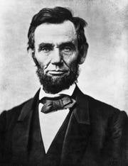 Photo illustration by Kayla Filion/USA TODAY NETWORK; Getty Images; Library of Congress President Abraham Lincoln