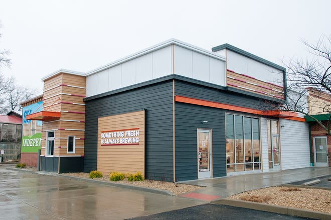 A new Dunkin' will open in Independence Feb. 17.