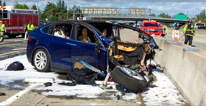 The Apple engineer who died when his Tesla Model X crashed into the concrete barrier complained before his death that the SUV's Autopilot system would malfunction in the area where the crash happened.