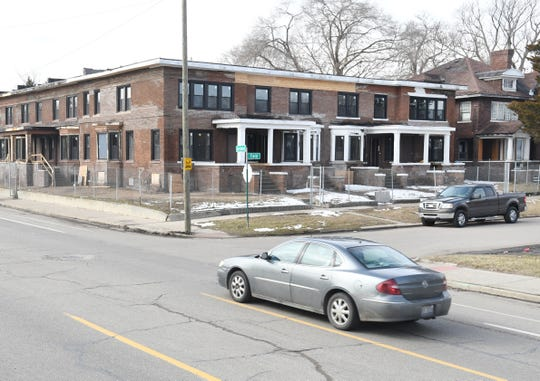 A developer with plans to rehabilitate a multi-unit building at 2119 Field Street at Kercheval Avenue in Detroit has hit a delay after residents spoke out against the project before Detroit City Council