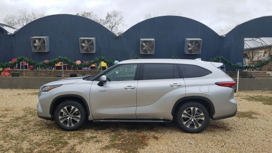 The 2020 Toyota Highlander seats seven or eight people in its three rows.