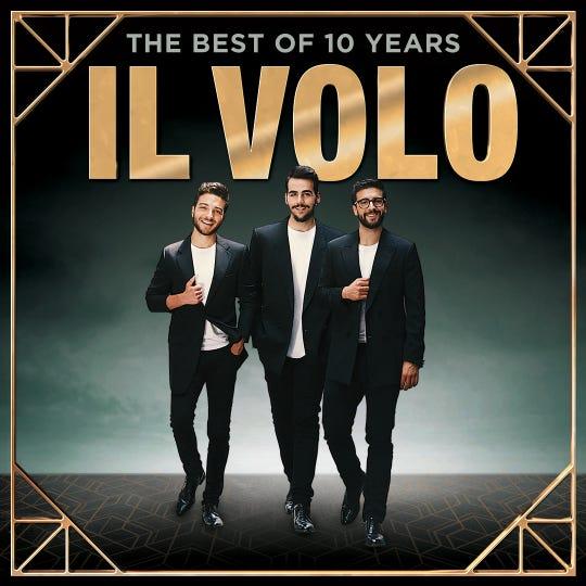 The Italian trio Il Volo will reprise their greatest hits at Detroit's Fox Theatre Thursday.