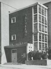 Sterling High School is shown in this provided photo from a Sterling yearbook.