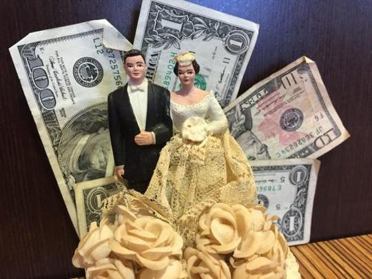 Wedding insurance is one way for a couple to protect the investment in wedding costs.
