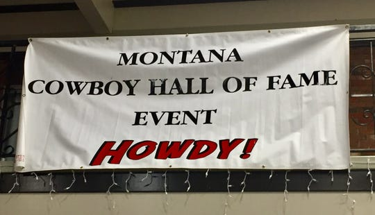 Montana Cowboy Hall of Fame event was held Feb. 7-8 in Great Falls.