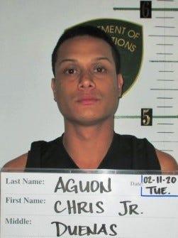 Chris Duenas Aguon Jr.