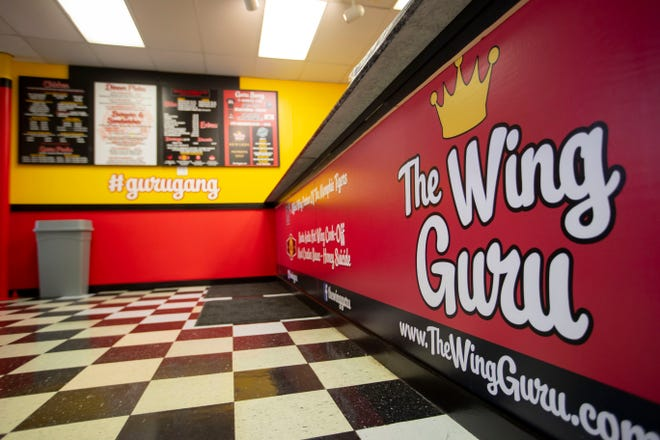 The Wing Guru on Tuesday, Feb. 11, 2020, in Southaven.