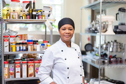 Lisa McKay runs Lisa Kaye Catering, and she's on the board of the American Culinary Foundation's Milwaukee chapter.