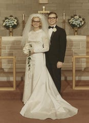On Jan. 17, Larry and Barb VanHoveln of Sussex celebrated their 50th wedding anniversary.
