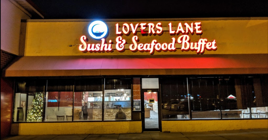 After an inspection revealed a cockroach infestation, the Franklin Health Department temporarily shut down Lovers Lane Sushi, 6514 S. Lovers Lane Road. The restaurant reopened Jan. 24.