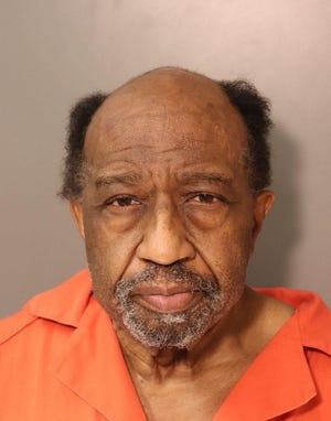 Sheppard Thomas was charged with three counts of attempted murder.
