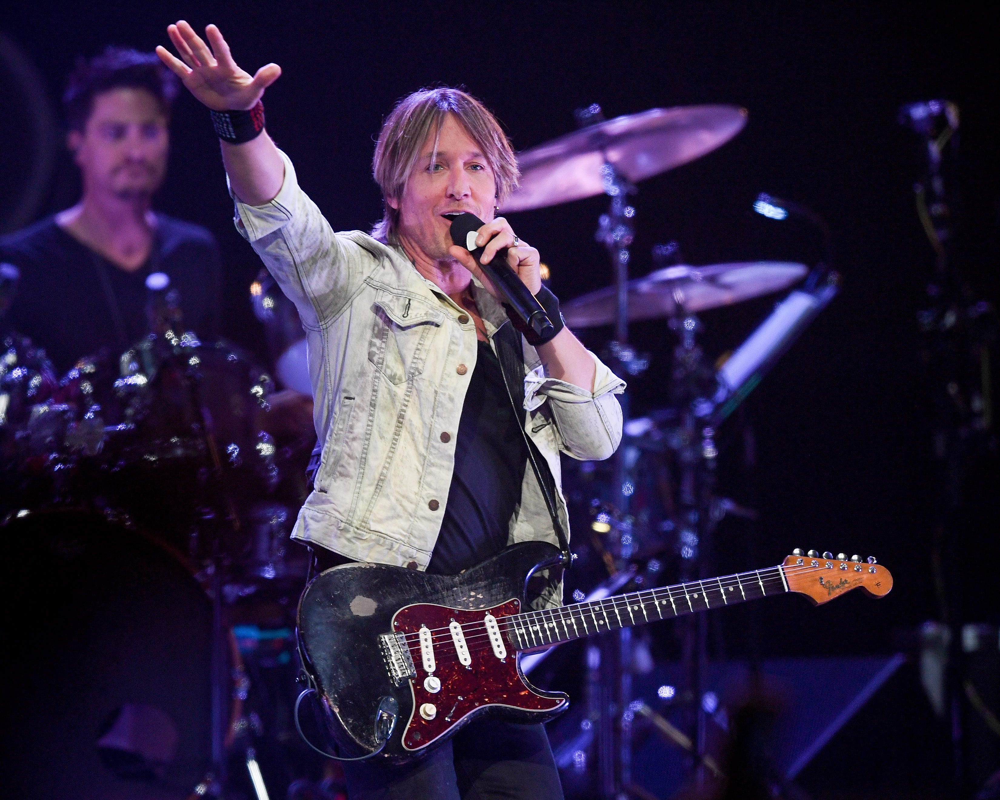 ACM Awards have a new host: Keith Urban