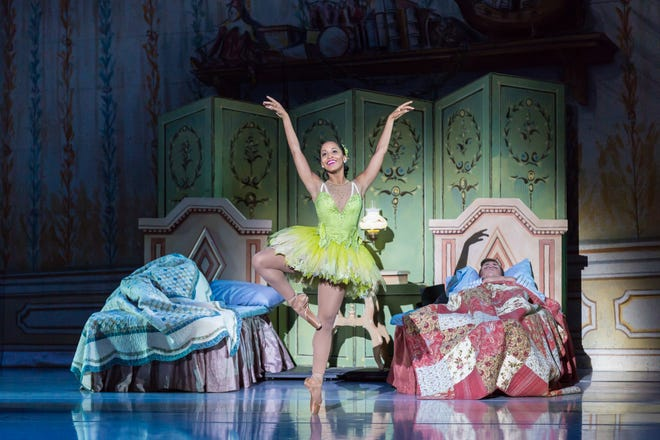 """Peter Pan"" is part of Nashville Ballet's 2020-2021 season."