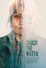 "A teaser poster for ""Touch the Water,"" a new drama that will be shot this spring in Arizona and New Mexico by Holt Hamilton Films."