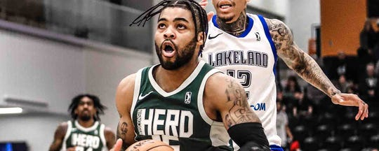 Meet the Wisconsin Herd, one of the NBA G League's most exciting teams.