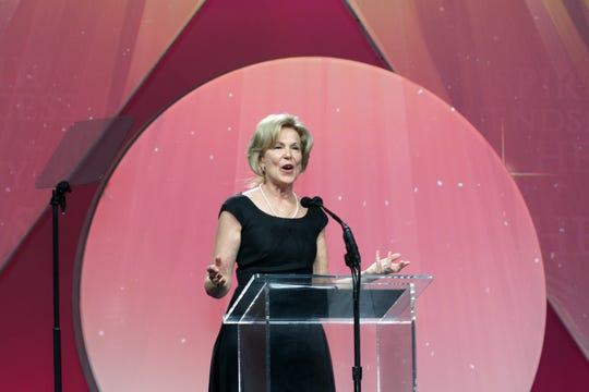 Ambassador-at-Large Deborah L. Birx, M.D. was honored with the Science & Medicine Award.