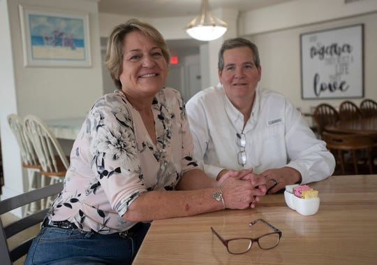 Katie and Jimi Scheuch are planning to open a new restaurant called  Aunt Katie's Welcome to Breakfast in East Pensacola Heights.