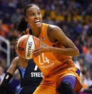 Forward DeWanna Bonner is leaving the Phoenix Mercury after 10 seasons in a sign-and-trade deal.