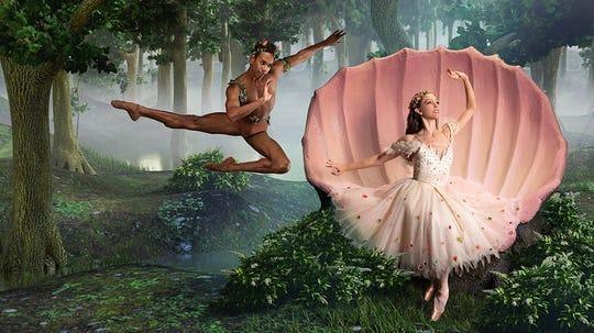 """Ballet Arizona presentará una producción del """"A Midsummer Night's Dream"""" de Shakespeare del 13 al 16 de febrero en el Symphony Hall de Phoenix."""
