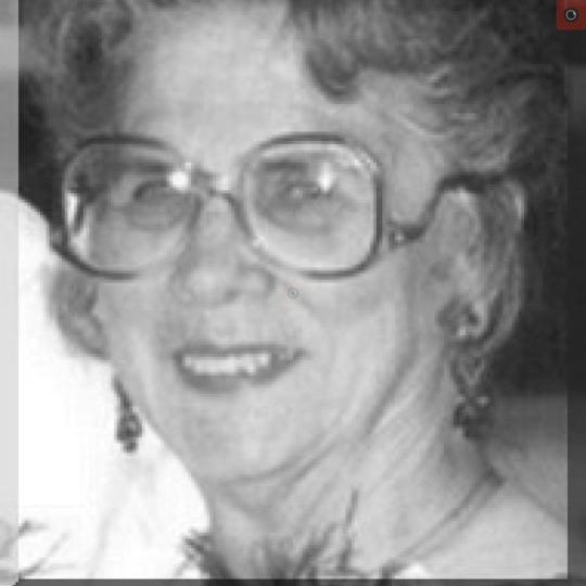 Gladys Wheat, 85, of Glen Rock, who was struck and killed by a hit-and-run vehicle on May 11, 2009 as she crossed Church Street in Glen Rock. A cash reward is being offered for information in the case.