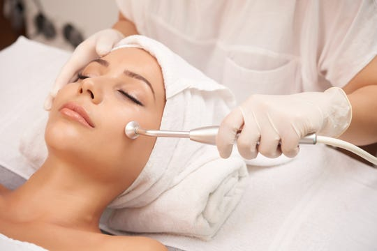 Micro-dermabrasion facials offer a day-ahead way to plump the skin and make it glow.