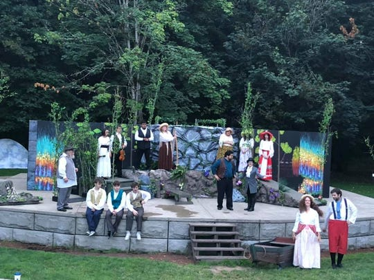 Keizer Homegrown Theatre was one of 12 Mid-Valley art organizations to receive grants from the Oregon Arts Commission.