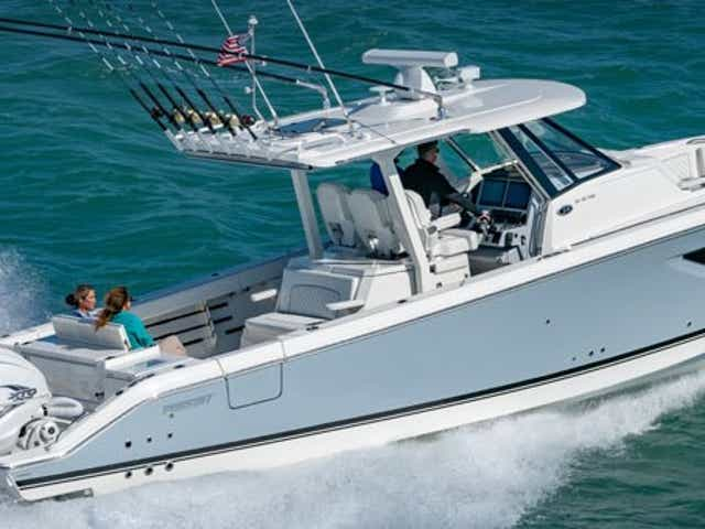 Coronavirus Kills Florida Boat Sales Pursuit Pauses Boat Building