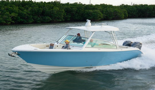 The Cobia 330 DC is the latest offering from Maverick Boat Group in Fort Pierce.