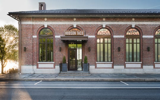 Newburgh's once-majestic West Shore Train Station was built in 1909 by Warren and Wetmore, four years before the same architectural firm designed the iconic Grand Central Terminal in Manhattan. It's now the home of Hudson Taco